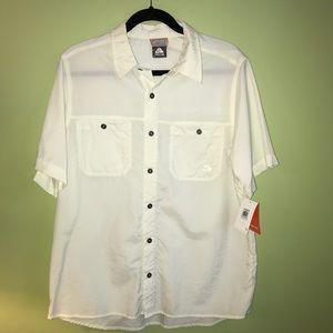 New Nike ACG Granite Peak Traveler Shirt, Men Med.